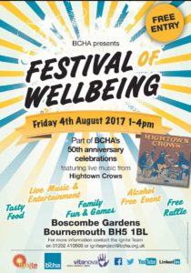 BCHA Festival of Wellbeing