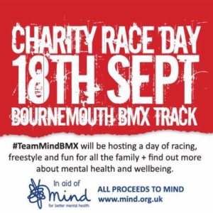 BMX Charity Race Day Poster