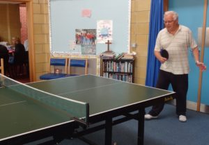 Active in Mind table tennis