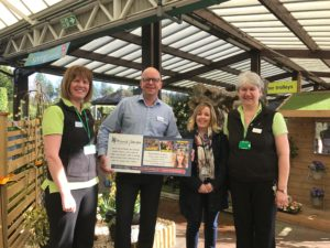 Team at Haskins Garden Centre