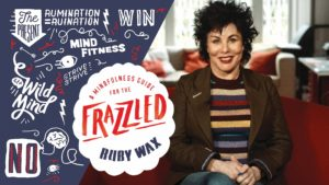 Ruby Wax Frazzled book