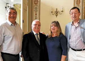 Kingston Maurward Launch Appeal in Dorchester
