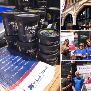 LUSH Charity Pot Party