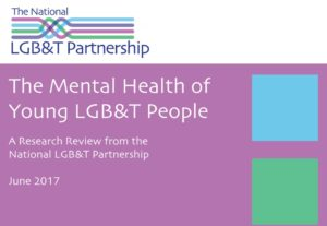 Mental Health of Young LGB&T People