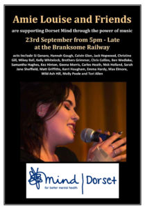 Amie Louise and Friends at Branksome Railway Hotel