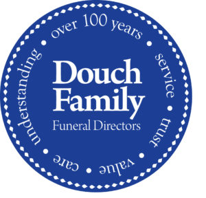Douch Family Funeral Directors - charity partner