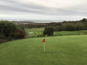 Purbeck Golf Club Green