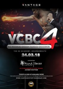 Vantage Group Boxing Challenge