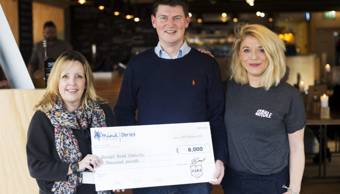 The Stable Festive Donation