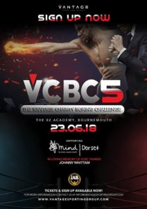 Vantage Charity Boxing Challenge, VCBC5 @ The O2 Academy  | England | United Kingdom