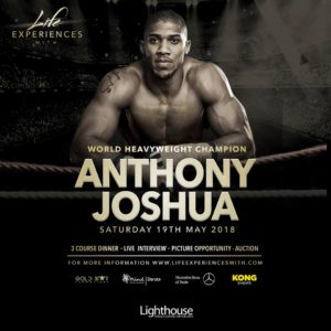 Anthony Joshua Life