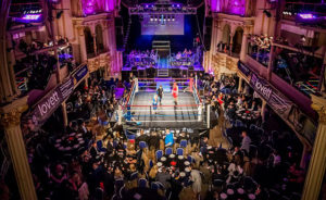 The O2 Academy knockout