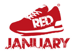 RED January logo