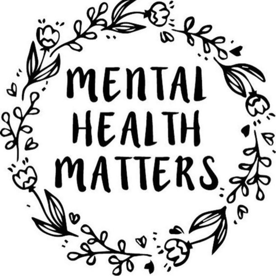 Mental Health Matters Infographic