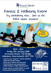 Fitness & Wellbeing Event
