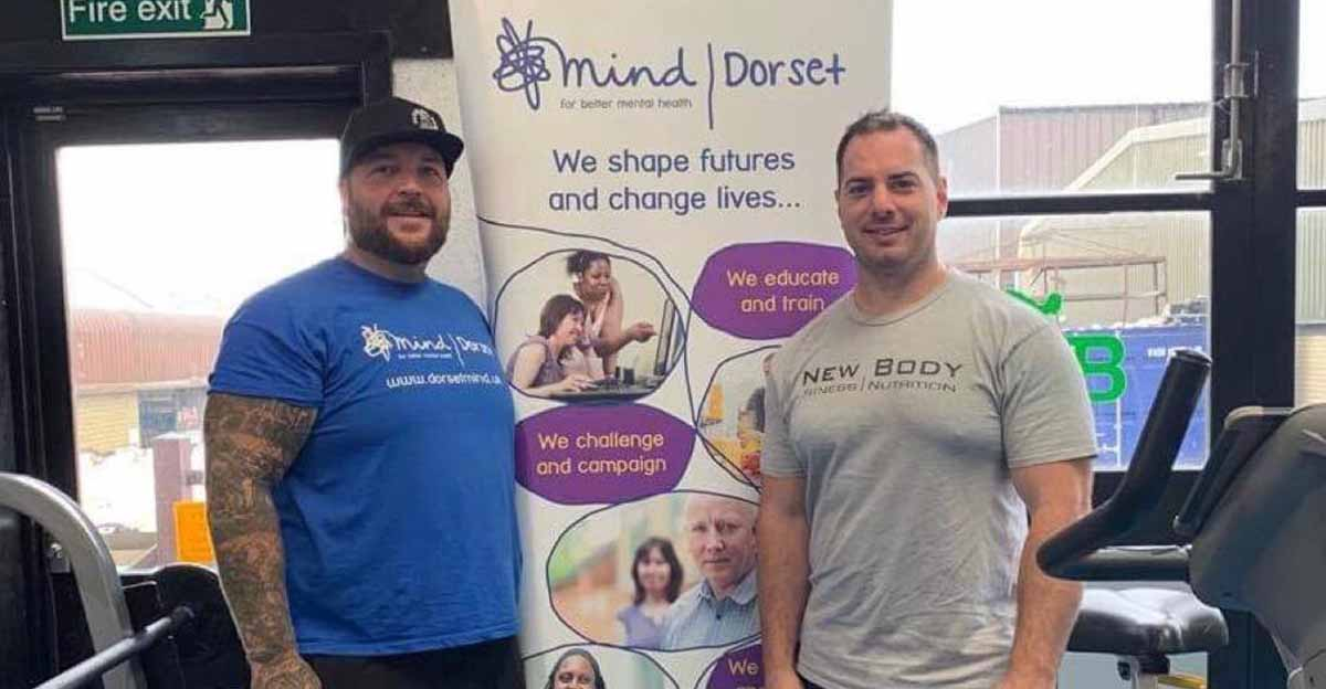 Dorset Mind And New Body Fitness Announce New Partnership