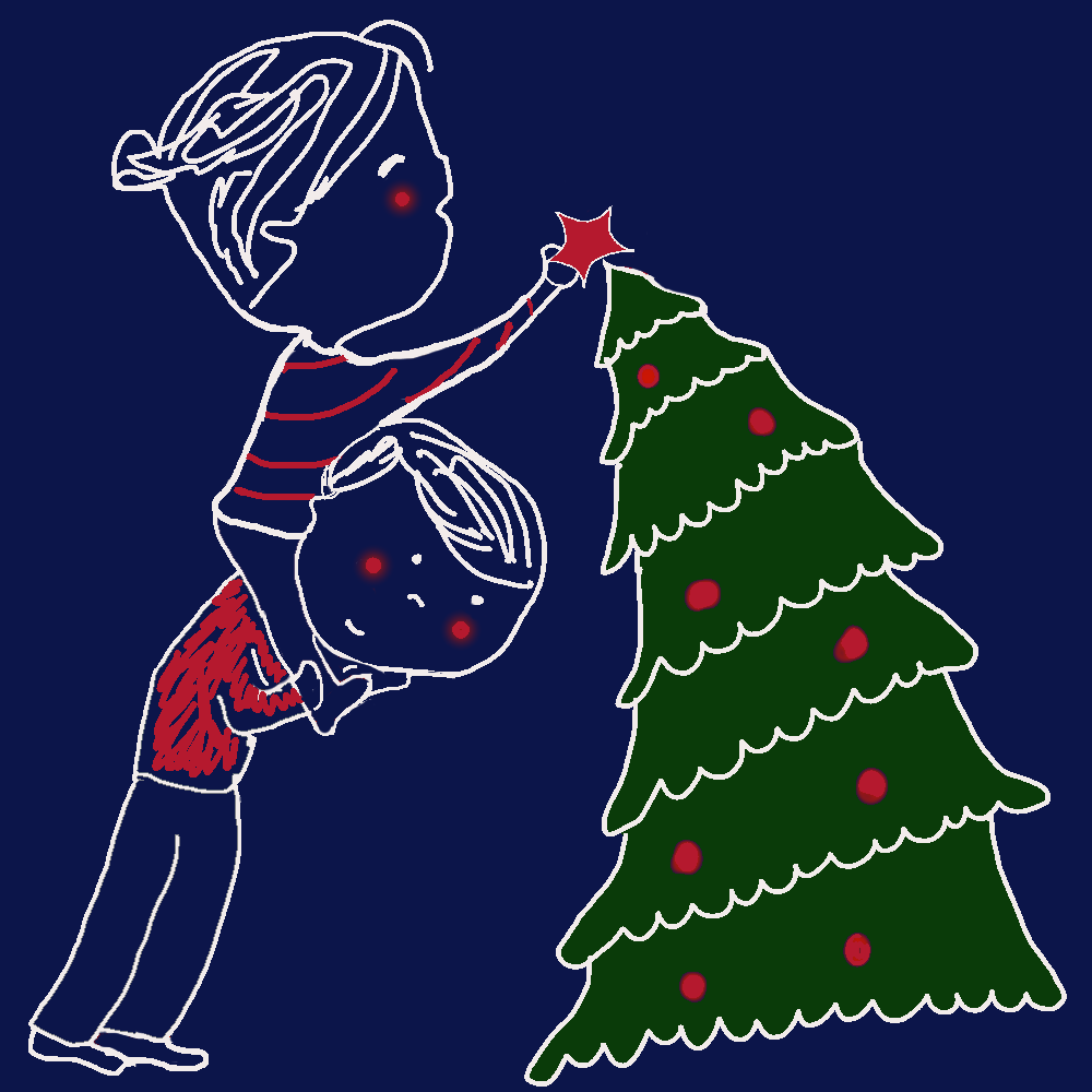 Christmas E-card – Christmas Tree