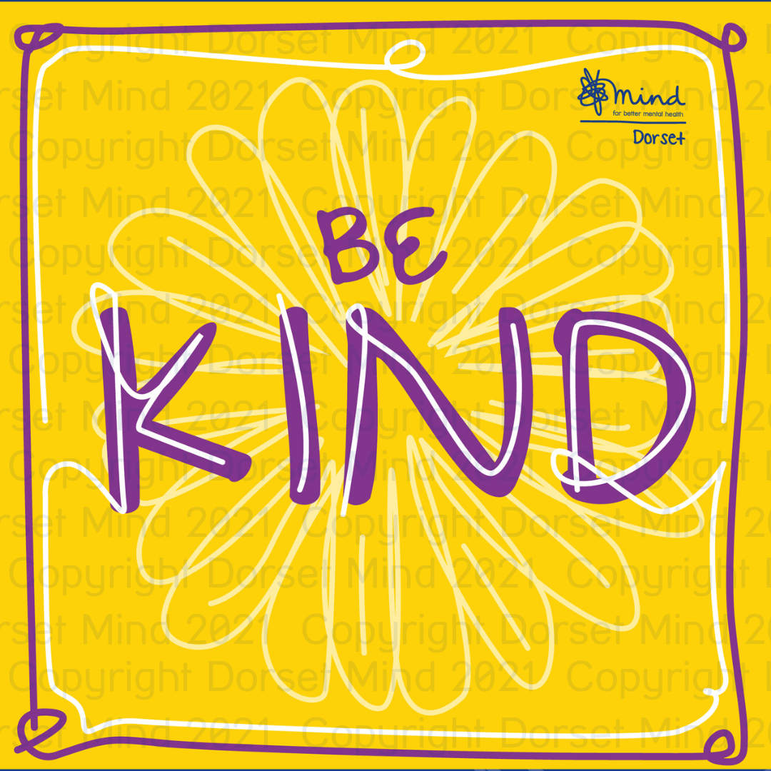 E-card – Be Kind