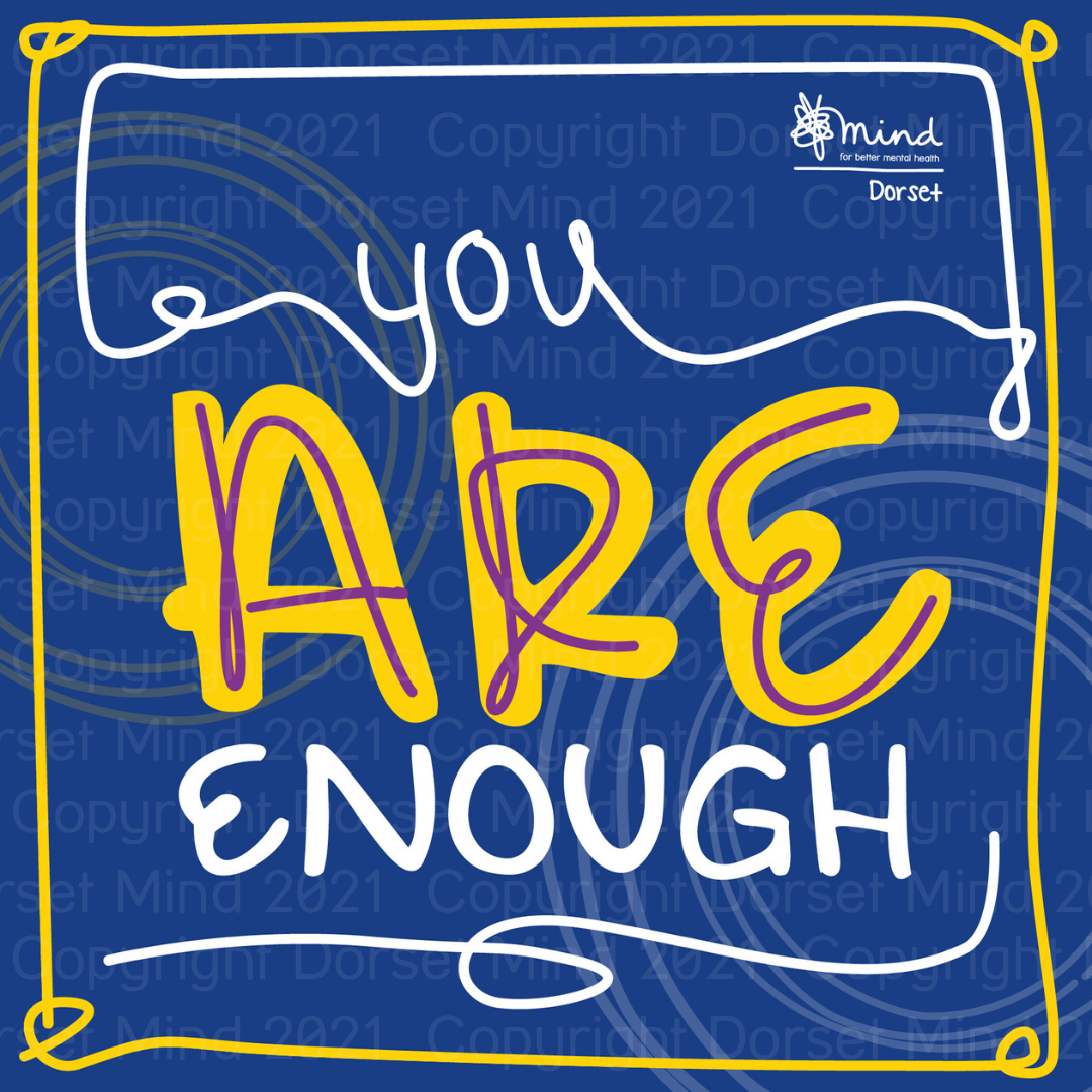 E-card – You Are Enough