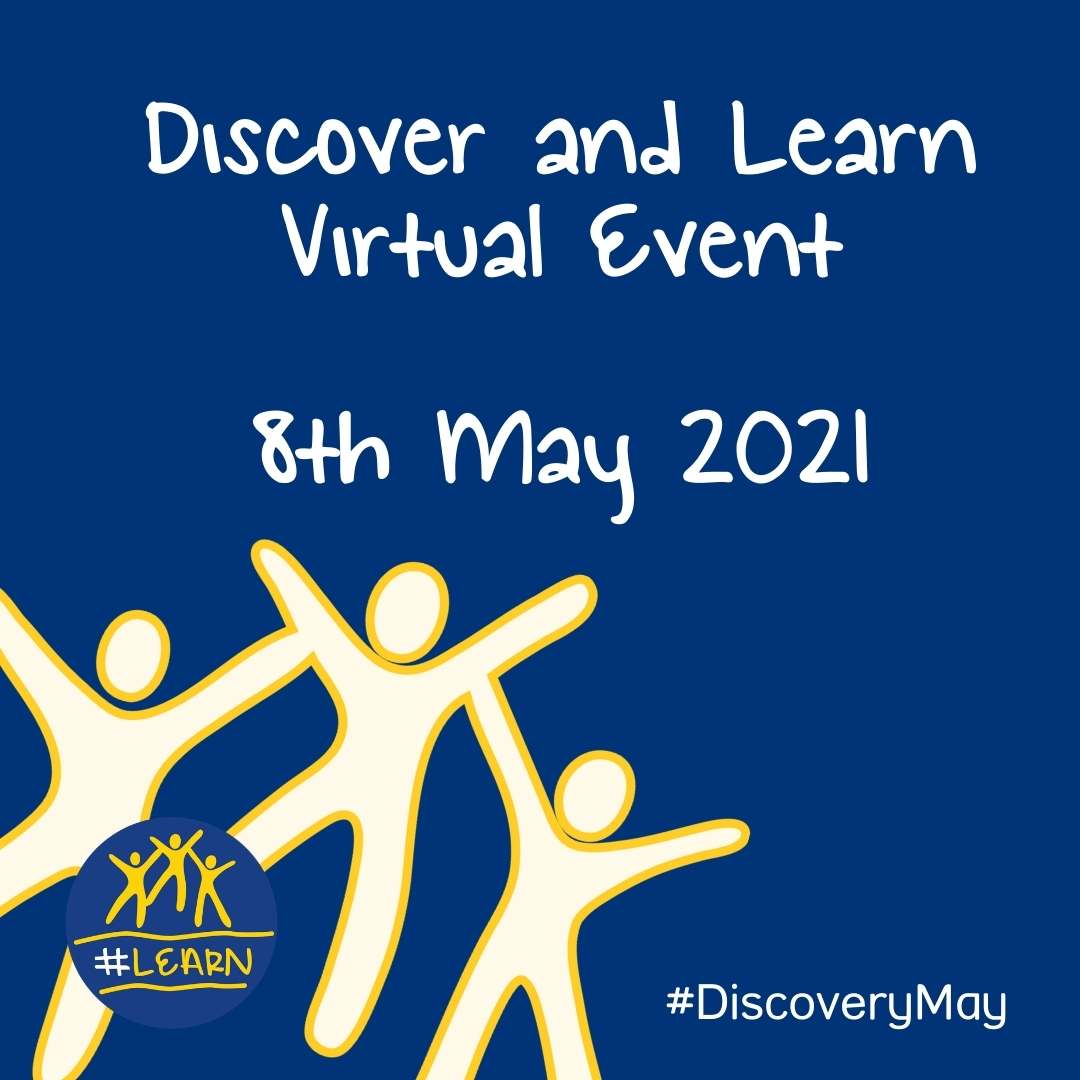 Move Your Mind Discover & Learn Virtual Day Event